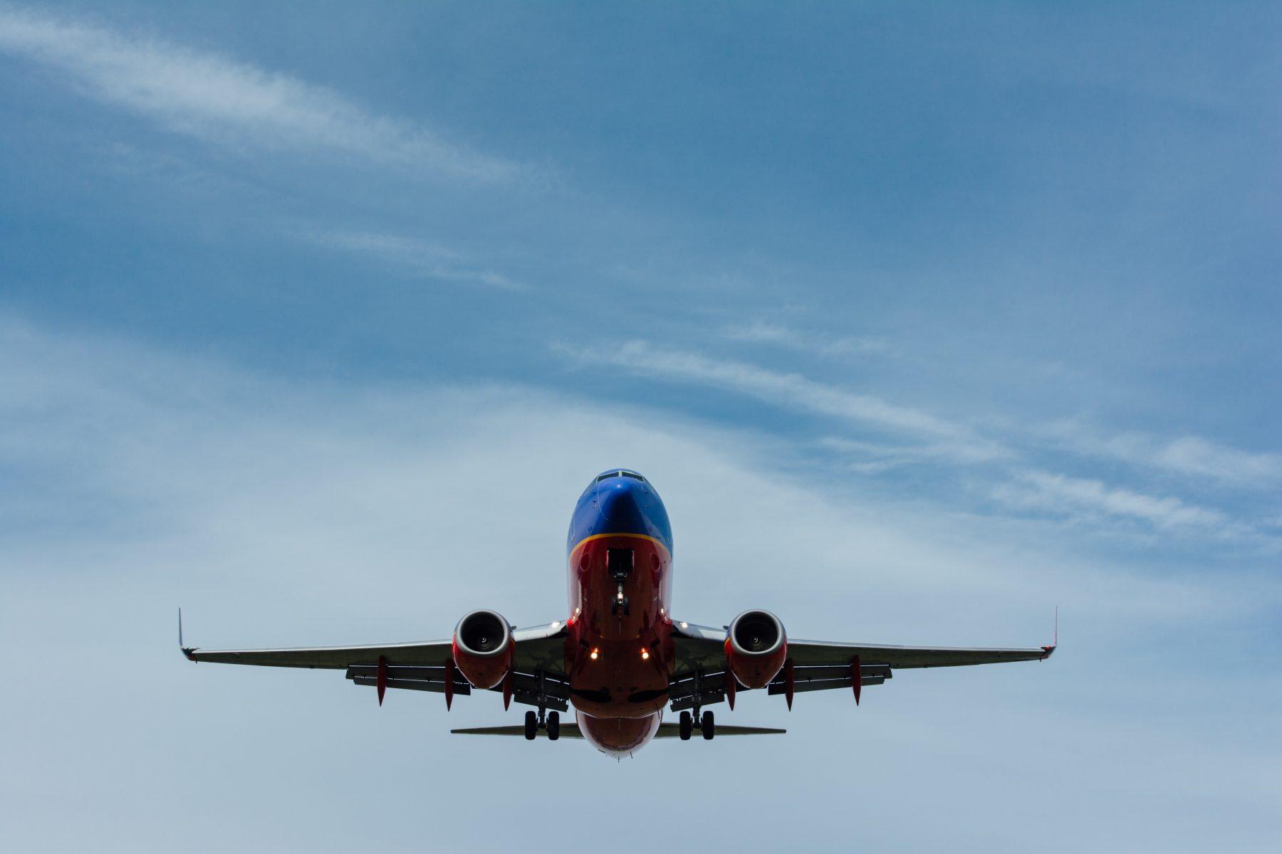Jak wysoko latają samoloty