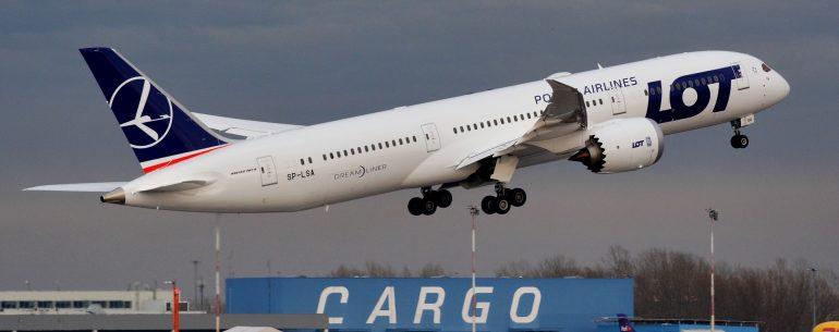 Jak startuje samolot?