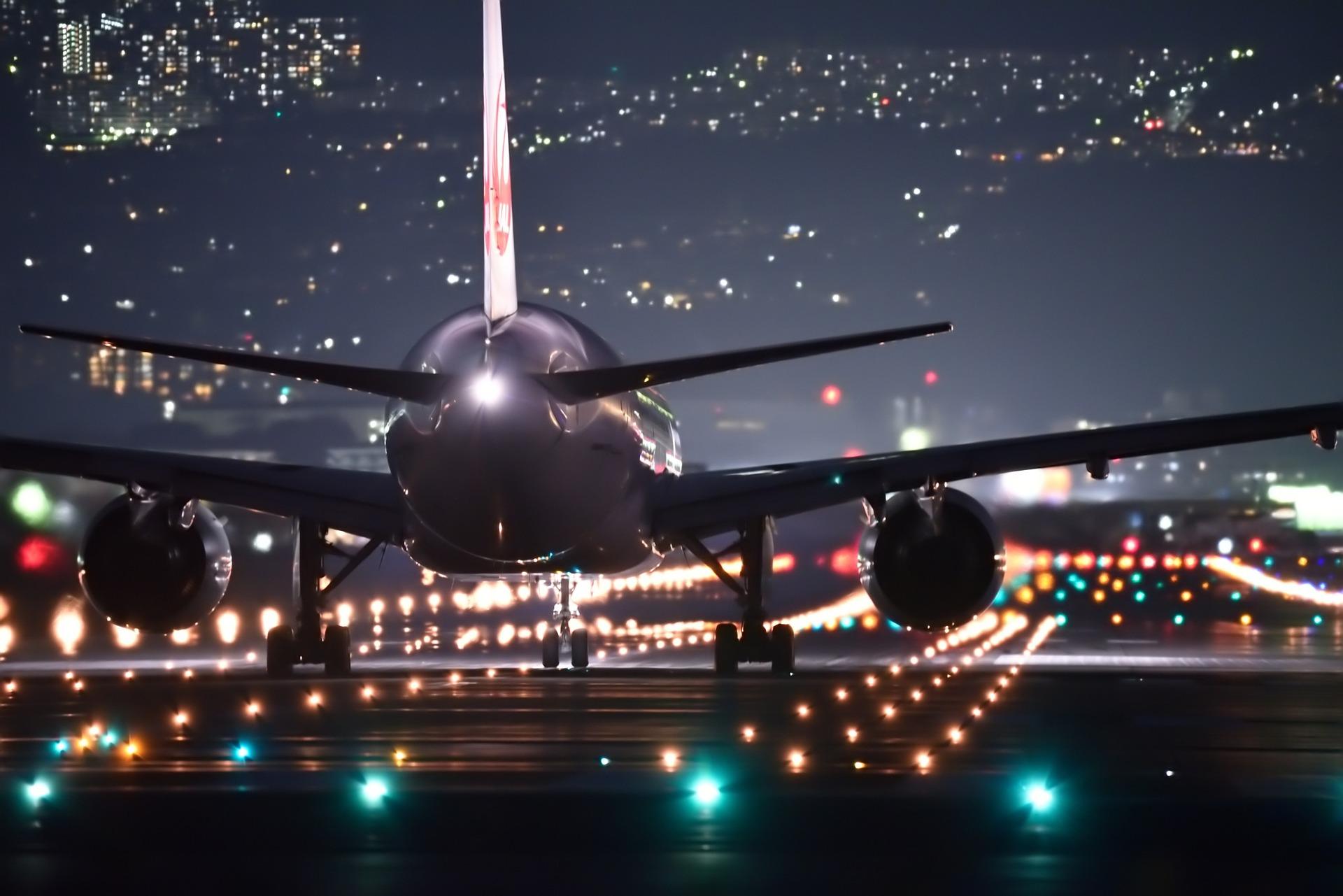Start samolotu