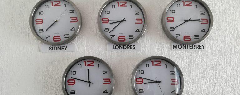 Linia zmiany czasu