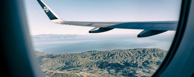 Najbezpieczniejszy środek transportu samolot
