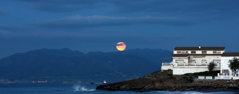 Największe atrakcje Costa del Sol